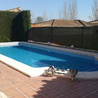 Chalet con piscina Aljarafe Sevilla