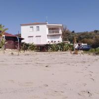 Angolo di Paradiso sulla spiaggia