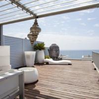 Sitges Barcelona Duplex Flat De Alto Standing Near Sitges Pool Sea