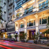 Acoustic Hotel & Spa, hotel in Hanoi