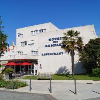 Hôtel & Restaurant des Remparts, hotel in Rochefort
