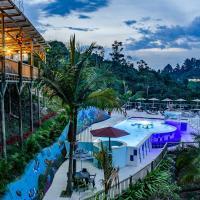 Hotel Santa Maria de las Aguas Peñol
