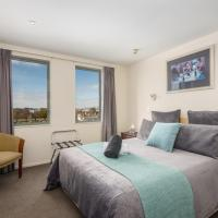 Spacious 2 Bedroom Apartment Downtown Christchurch