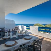 2284-Apt with big terrace with sea view