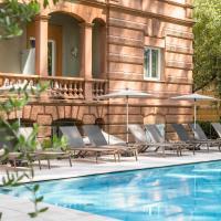 Hotel Windsor, hotel in Merano