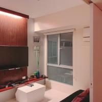 Charming 1bedroom in spacious Avida tower in IT Park