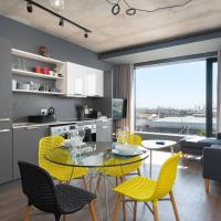 WEX1 504- Stylish Studio with Harbour Views