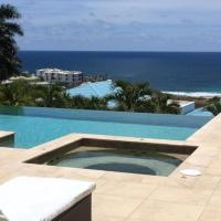 Oasis Retreat's Petite Suite, Pool, and Hot Tub