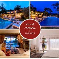 Villa Maral Marmaris Daily Weekly Rentals