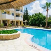 Hermes Gardens 2 Bedroom Sea View Flat in Paphos