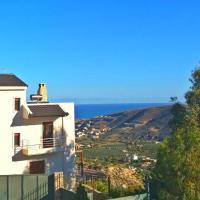 Heraklion Luxury Villa with Panoramic Sea View
