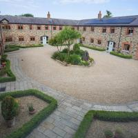 Terraced Houses Courtyard Garlow Cross - EIR04048-IYG