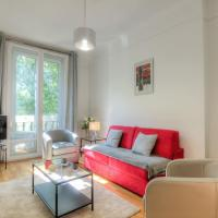 Apartment Boulevard Suchet