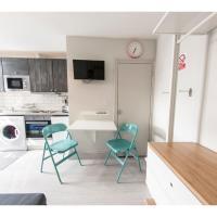 ASH studio flat in Cricklewood