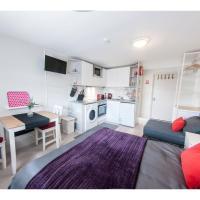 CEDAR studio flat in Cricklewood