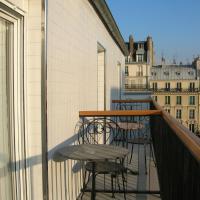 Hotel Darcet, ξενοδοχείο σε 17ο διαμ., Παρίσι