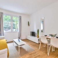 Appartement Buttes-Chaumont - Manin
