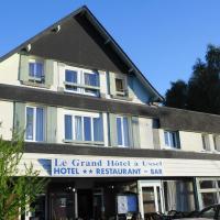 Le Grand Hôtel à Ussel