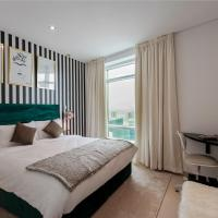 Luxury apt in Burj views Tower