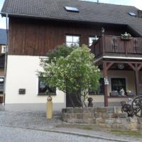 Ferienwohnung am Schloss Lauenstein im Erzgebirge