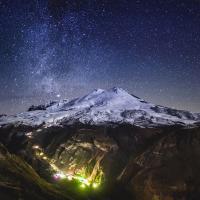 Mount & Elbrus