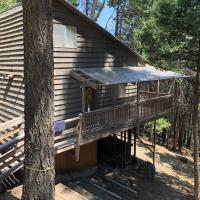 Sequoia National Forest Cabin 2