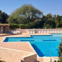 Appartement spacieux avec jardin coeur de st Tropez
