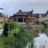 Holiday home with sauna in Pochaiv