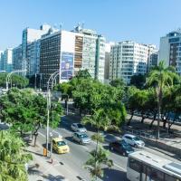 De 10 beste hotels in Copacabana, Rio de Janeiro, Brazilië