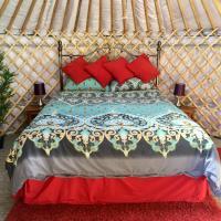 The Birds-Nest Yurt