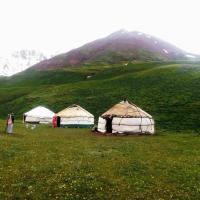 Yurt camp Tuiuk