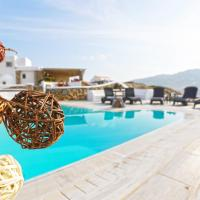 Villa Sierra 3Bed Ftelia Beach Mykonos