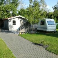 Urlaub machen im großen Garten direkt am Kinderparadis Irrland