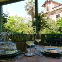 AΥΓΗ Garden House Chania with private entance