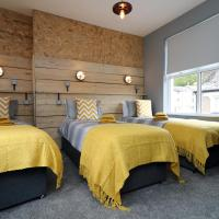 Afan Valley Escapes - Riverside: Sleeps 5