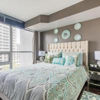 Simply Comfort. Fort York Apartments.