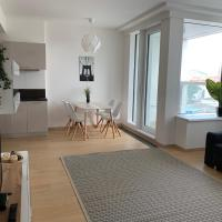 Apartments in Panorama city with free parking