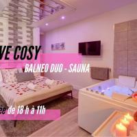 LOVE COSY - NUIT DE 18h A 11h - COSY & CLEAN