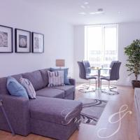 Elegant one bedroom apartment with free parking