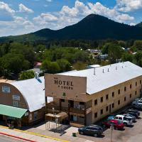 The Chama Hotel & Shops