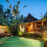 Moringa Ubud Villa