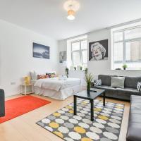 Wonderful Studio Flat In Camden Town-For 3 People
