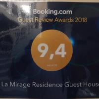 La Mirage Residence Guest house