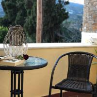 Chill out studio in the leafy Livadia village