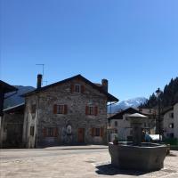 Casa all'antica fontana