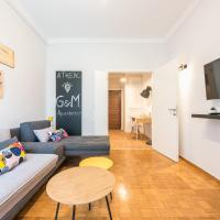 Gorgeous & Modern Apartment at Ampelokipi Metro Station