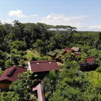 Ecoadventure Amazon Lodge