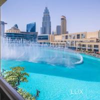 LUX - Al Bahar Fountain Suite