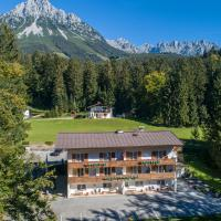 Pension und Appartements Hartkaiser
