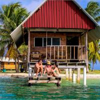Private Cabin Over the Water PLUS Meals PLUS Day Tour - San Blas Islands